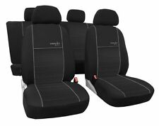 UNIVERSAL SEAT COVERS SET for RENAULT CLIO TWINGO CAPTUR