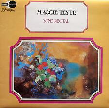 ECM 830 Maggie Teyte Song Recital Decca Eclipse NM/EX Mono