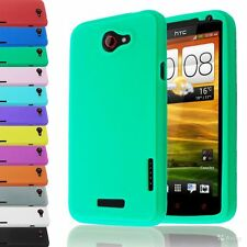 Silicone Case Skin Cover for HTC One X / XL / S720E