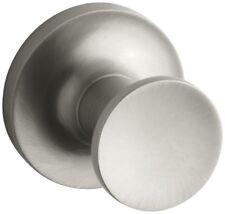 KOHLER K-14443-BN Purist Robe Hook Vibrant Brushed Nickel