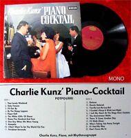 LP Charlie Kunz Piano Cocktail