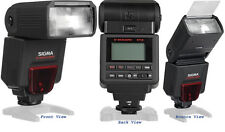Sigma EF-610 DG Super Flash for Nikon DSLR Cameras F18923, London