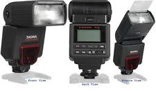 Sigma EF-610 DG Super Flash for Nikon DSLR Cameras, London