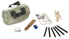 Disegno di arte disegno impostare Manichino Matite PAD GOMMA BAG Indietro A Scuola MS102
