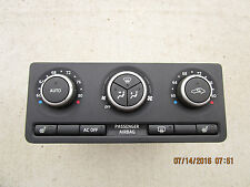 07 - 10 SAAB 9-5 2.3T A/C HEATER CLIMATE TEMPERATURE CONTROL OEM P/N 12768928