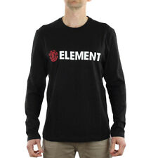 Element Blazin L/S T-Shirt - Flint Black