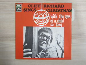 Single /  Cliff Richard – With The Eyes Of A Child / 1969 / RARITÄT /