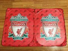 Liverpool Football Club Car Folding Front Sunshade Windshield Sunshield #B