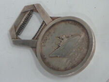 Opener - C. G.T / France - the Harve / New York - French Line Metal Silver