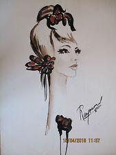 Aquarelle de Raymond Solari Peinture provençale Art price