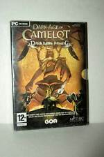 DARK AGE OF CAMELOT DARKNESS RISING ESP NUOVA PC CDROM VER ITALIANA RS2 45556