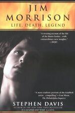Jim Morrison: Life, Death, Legend by Stephen Davis