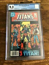 TALES OF THE TEEN TITANS #44 DC 1984 CGC 9.2 WP 1st appearance of Nightwing
