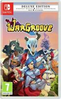 Wargroove - Deluxe Edition For Nintendo Switch (New & Sealed)