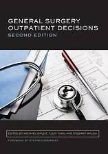 NEW General Surgery Outpatient Decisions by Gaunt Michael