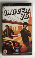 PSP Driver 76 (2007), UK Pal, Brand New & Sony Factory Sealed