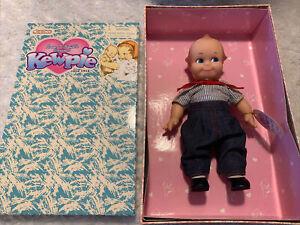 JESCO 8 INCH VINYL KEWPIE Doll mint in Box