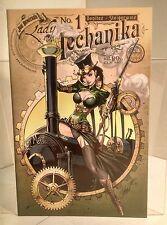 Lady Mechanika #1 (2010) 9.0 VF/NM J. Scott Campbell Variant Joe Benitez