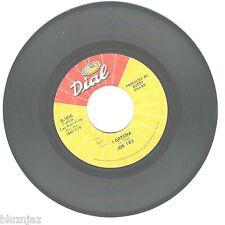 Joe Tex~I Gotcha/A Mother's Prayer~Dial Label D-1010 45 Rpm