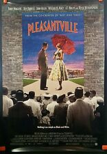 PLEASANTVILLE 1998 1SH MOVIE THEATRE POSTER TOBEY MAGUIRE PAUL WALKER DON KNOTTS