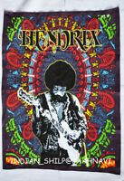 "New Indian Cotton Wall Hanging Poster Home Decor Jimi Hendrix 30X40"" Inches Art"