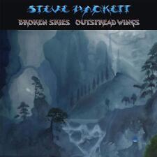 STEVE HACKETT-BROKEN SKIES OUTSPREAD WINGS(1984-2006)(LTD. DEL.) 6CD+2DVD NEW!