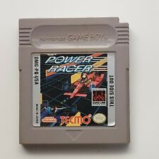 ** Power Racer ** Nintendo Gameboy [Good Cond.] GB Tecmo Extreme Sports Racing