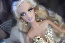 Gold Label Mattel Direct Exclusive The Blonds Blond Gold Barbie Doll