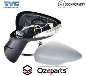 LH LHS Left Hand Electric Door Mirror 5pin No Heat For Ford Fiesta WS WT 08~13