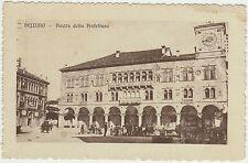 BELLUNO - PIAZZA DELLA PREFETTURA 1915