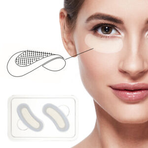 Hyaluronic Acids Microneedle Eye Patch Anti Aging Wrinkles Fine Lines Removal