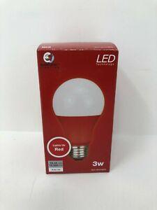 Energetic 85-Watt EQ PAR38 Red Decorative Light Bulb