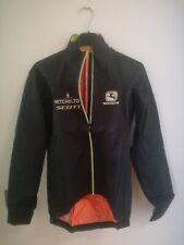 Mitchelton scott giordana giacca antipioggia monsoon lyte rain jacket M