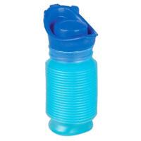 Random Color Tragbares Unisex-Urinal für Erwachsene G4L2