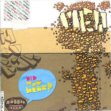 MEU Did You Hear? LP . power pop elephant band covers ultracuerpos oasis blur