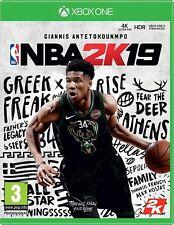 NBA 2K19 | Xbox One Basketball Game New (4)