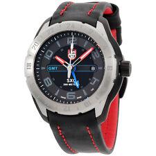 Luminox SXC Black Dial Black Leather Strap Men's Watch 5127
