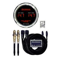 *NEW* ZEITRONIX Zt-4 + ZR-4 Dual Wideband AFR Gauge Bundle (SEMA awarded)