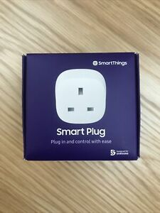 Samsung SmartThings Smart Plug