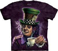Mad Hatter T Shirt Adult Unisex The Mountain