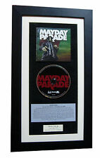 MAYDAY PARADE Same CLASSIC CD TOP QUALITY FRAMED+EXPRESS GLOBAL SHIP+SOMEBODY