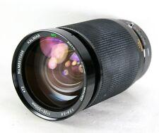 Kalimar MC 28-200mm MACRO Zoom Lens F-1, A-1, AE-1, AE-1 Progam, T90