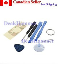 Repair 8 Parts Kit Tool For iPhone 4S 4G 3 3G 5  SHIP FROM CANADA