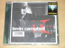 CD / TEVIN CAMPBELL / ANOTHER WAY / NEUF SOUS CELLO