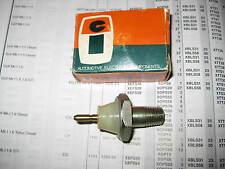 Matra Bagheera et Rancho & SIMCA 1307 1308 & Talbot Alpine-Pression D'Huile Interrupteur