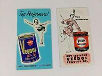 Vintage Advertising Blotter LUXURY 10 Cent SMOKING TOBACCO