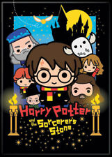 Harry Potter Chibi Photo Quality Magnet: The Sorcerer's Stone