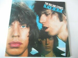 THE ROLLING STONES - BLACK AND BLUE - VINYL LP NEUF - RESSORTIE 2018
