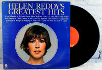 Helen Reddy – Greatest Hits– Capitals – ST-11467 Vinyl LP Record - Stereo 1975