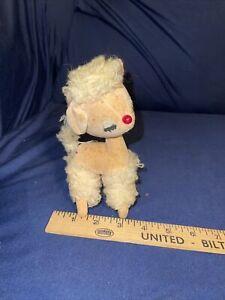 Dakin Dream Pets Toy Poodle Plush Stuffed Animal Vintage
